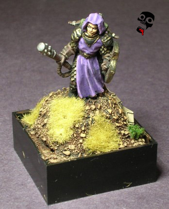 Miniature Figure painted by Neldoreth - An Hour of Wolves & Shattered Shields