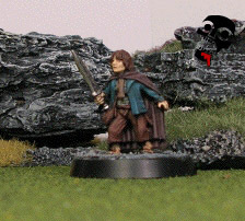 Heroes of Middle Earth from Games Workshop painted by Neldoreth - An Hour of Wolves & Shattered Shields