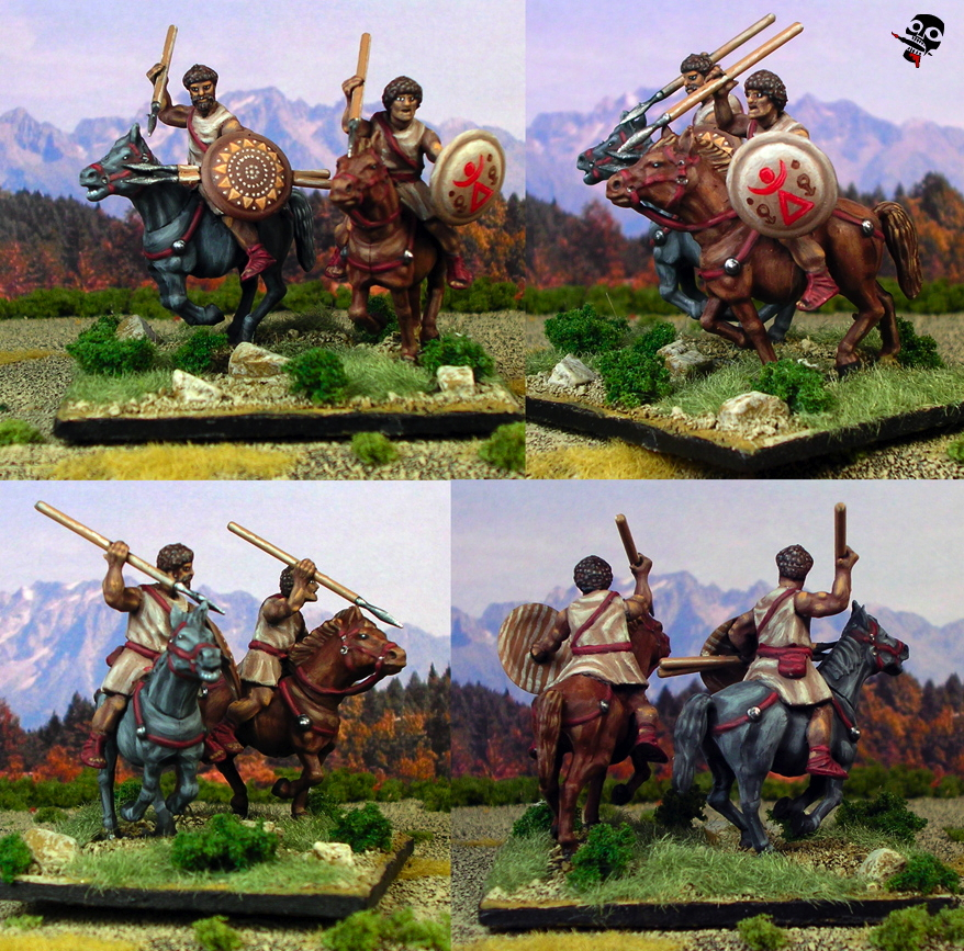 Marian Romans from Wargames Factory painted by Neldoreth - An Hour of Wolves & Shattered Shields