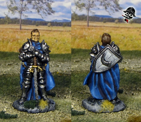 Shadows Over Camelot Sir Kay from North Star Figures painted by Neldoreth - An Hour of Wolves & Shattered Shields