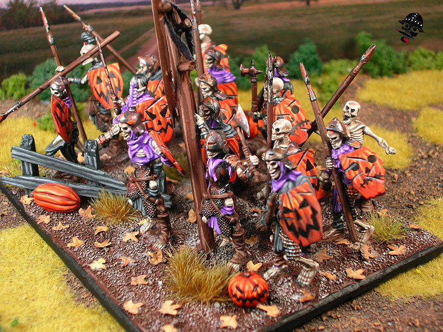 Mantic Skeleton Regiment
