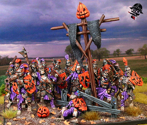 Mantic Revenant Regiment for Kings of War